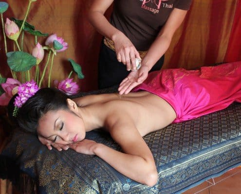 Öl Massage